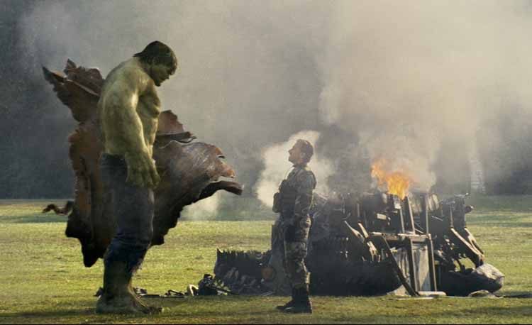 The Incredible Hulk Picture: 12