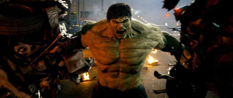 The Incredible Hulk Picture: 16