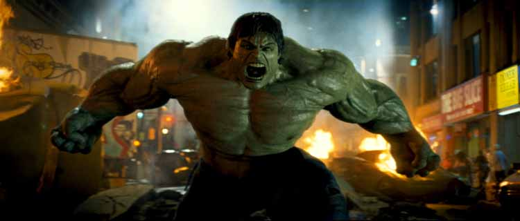 The Incredible Hulk Picture: 32