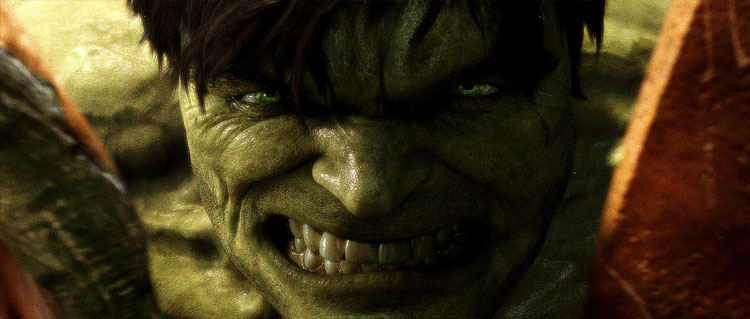The Incredible Hulk Picture: 36